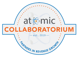 Image for Atomic Collaboratorium, partners in revenue growth